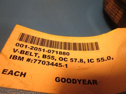 GOODYEAR B55 5L580 HY-T Plus VBELT
