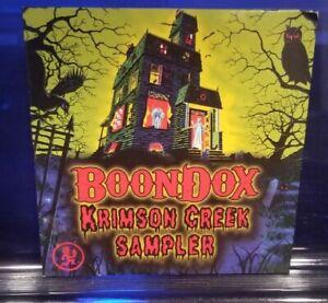 Boondox - Krimson Creek Sampler CD twiztid insane clown posse axe murder boyz