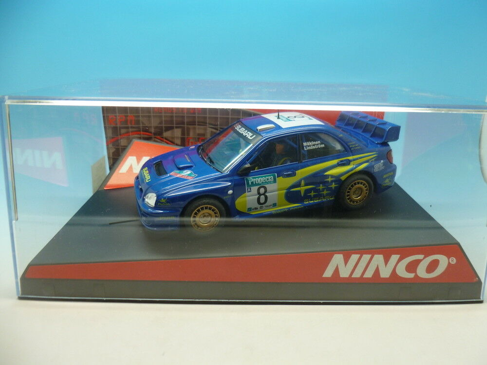 Ninco 50328 Subaru WRC New Zealand 03 Pro Race, Mint unused