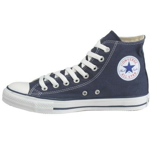Converse All Chuck Star Hi Top Navy Chuck All Taylor New 96d9ee