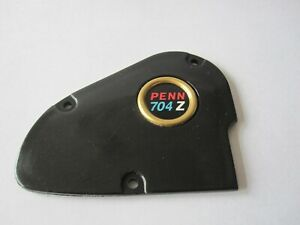 NEW Penn Decal Spinfisher 704Z Side Plate P//N 238-704 1185177 Black//Gold