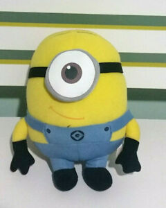 MINION-PLUSH-TOY-DESPICABLE-ME-22CM-STUART-CHARACTER-TOY