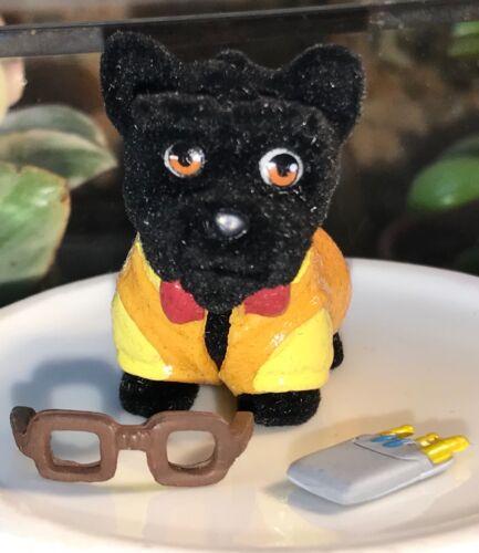Scottish Terrier Puppy in My Pocket—Fashion Series1 Laddy//Geek