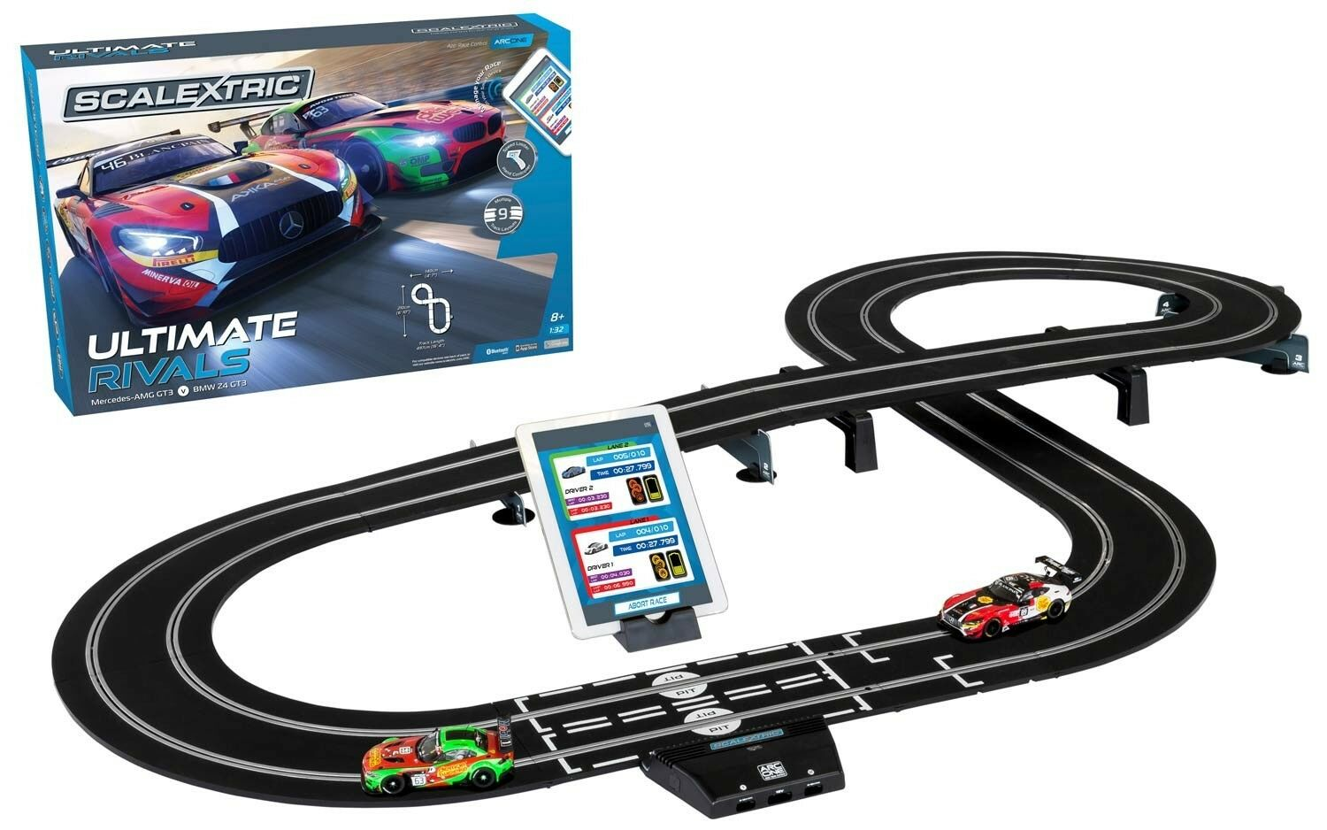 Scalextric C1356, ARC ONE Ultimate Rivals Set