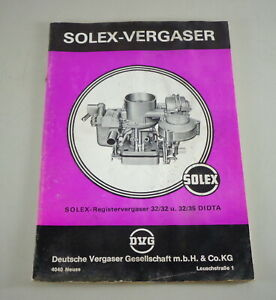 Manuel-Solex-Registervergaser-32-32-et-32-35-Didta-de-05-1976