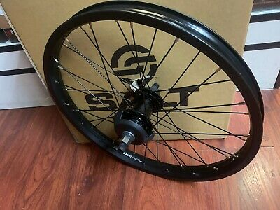 Mission Deploy Freecoaster Rear Wheel Black Rhd