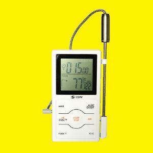 DSP1-CDN-Dual-Sensing-amp-Readout-Oven-Smoker-BBQ-Roasting-Probe-Thermometer-NEW