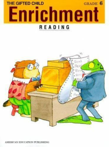 Enrichment The Gifted Child : Reading by American Education Publishing