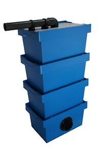 X Details Tower Biofilter Rain Zu Rieselfilter Hel Trickle Shower Filter Koi Teichfilter WD2H9YbeEI
