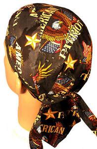 American-Patriot-Eagle-Flag-Durag-Doo-Rag-Head-Wrap-Skull-Cap-Sweatband-Capsmith