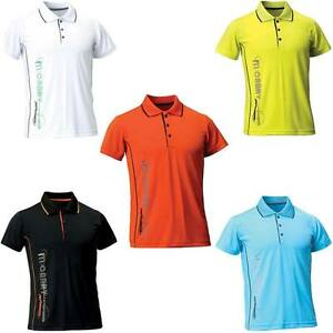 2c14a551892 Details about Nwt Mens Women Coolon PK Sports Polo Collar T-shirts Top Tee  Dry Fit Golf Tennis
