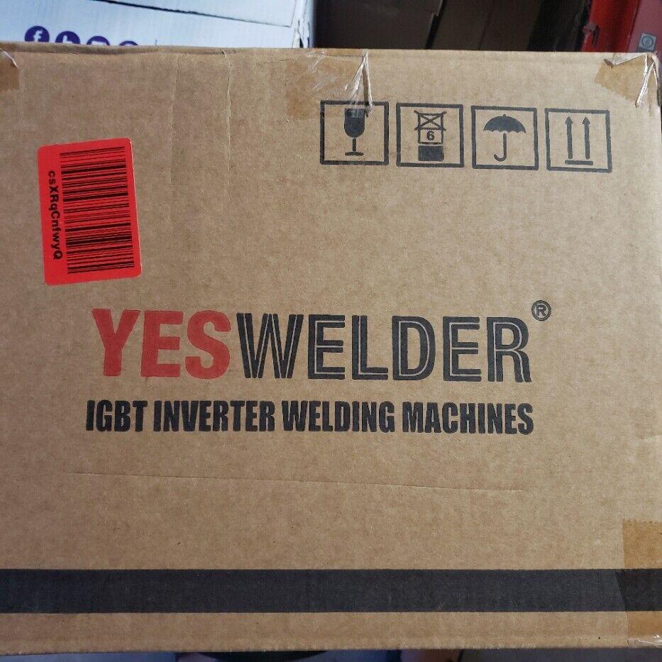 ARC Welder 205A IGBT DC Inverter 110V/220V Welding Machine. Available Now for 135.00