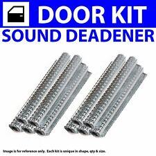 Zirgo 316186 Heat /& Sound Deadener for 77-86 e23 BMW 2 Door Stg3 Kit