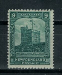 Newfoundland (Canada) Scott 152 in MH Condition