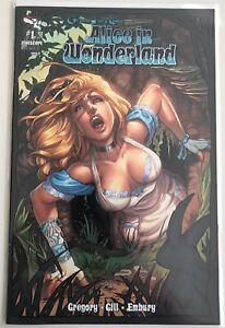 Grimm-Fairy-Tales-Alice-In-Wonderland-1-Cover-C-Zenescope-NM-GFT-Ruffino