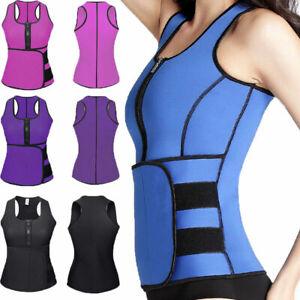 Women Body Shaper Shapewear Waist Training Cincher Underbust Corset Vest Trainer