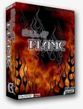 FLAME VECTOR CLIP ART FOR SIGN VINYL SIGN CUTTER FLAMES - CAR RACING FLAMES