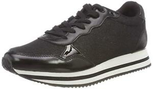 57694d8732f9 aldo ulerin size 4 or 5 black white wedge trainers sneakers training ...