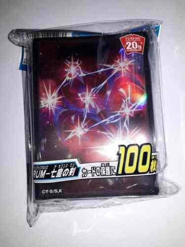 Yu-Gi-Oh Rank-Up-Magic The Seventh One card sleeves 100pcs