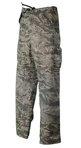 NEW-GENUINE-US-AIR-FORCE-USAF-ABU-TIGER-STRIPE-APECS-GORETEX-TROUSERS-L-R