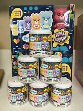 CARE BEARS fashems-mashems one character per blind capsule Series 1 Lot 5X