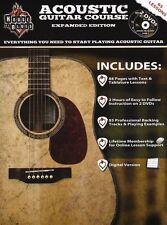 House Of Blues Guitarra Acústica curso