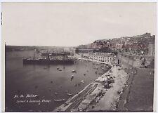 Malte Malta Photo Lehnert & Landrock vintage argentique vers 1920