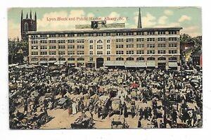 034-ALBANY-NY-034-Lyon-Block-and-Public-Market-Circa-1914