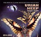 Bundle of 2 Uriah Heep Magic Night Live 2003 John Lawton Heather Findlay