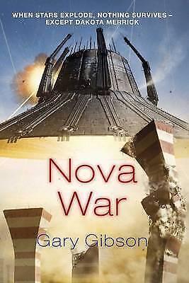 Nova War (Shoal Sequence), Gibson, Gary, Excellent Book