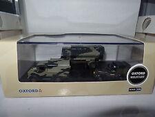 Oxford 76SET25 Set 25 1/76 OO British Army Italy 1943 Matador Tilly Bedford MWD