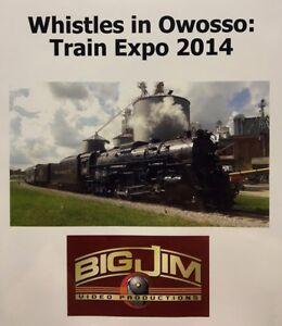 Train-Expo-2014-Blu-Ray-Pere-Marquette-1225-Nickel-Plate-Road-765