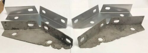 Land Rover Series 1 86//88//107//109 Rear Wing Support Bracket 303867//303868