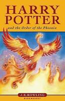 First Edition. Harry Potter and the Order of the Phoenix by J. K. Rowling.