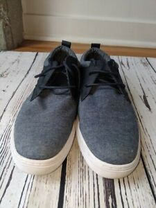 Sneakers Blue Textile Size