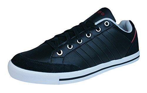 Adidas CA Ville Bleu En Cuir Tailles Baskets Homme Tailles Cuir UK Bleu Ville f8a929