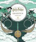 Harry Potter: Magical Film Projections: Quidditch by Insight Editions (Hardback, 2017)