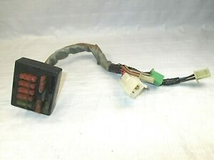 home fuse box wiring honda vt500 vt500c shadow electrical fuse box holder plate  honda vt500 vt500c shadow electrical