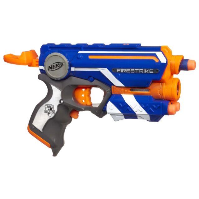 NERF FIRESTRIKE OR STRONGARM CHOOSE - FOAM DART FIRING GUN BRAND NEW