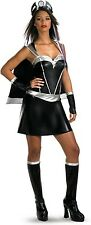 X-Men Storm Deluxe Female Adult Costume Marvel Comics Size 12-14 Disguise 11741