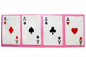 Aces-Playing-Cards-Silicone-Mould-for-Fondant-Gum-Paste-Chocolate-Crafts-Aces