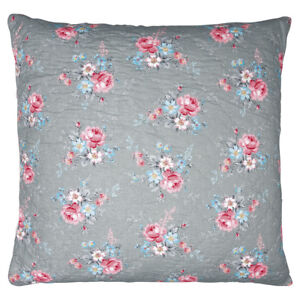 GreenGate-Marie-Grey-Quilted-Cushion-50cm-x-50cm