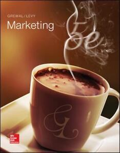 Marketing by grewal and michael levy 2015 hardcover ebay stock photo fandeluxe Choice Image