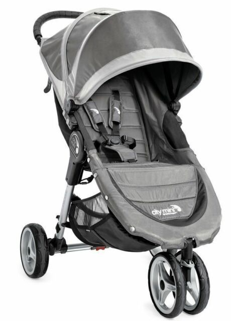 Baby Jogger City Mini Compact Lightweight 3 Wheel Stroller Anniversary Edition