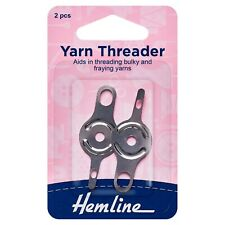 Tapestry Needles for Yarn with Needle Threaders
