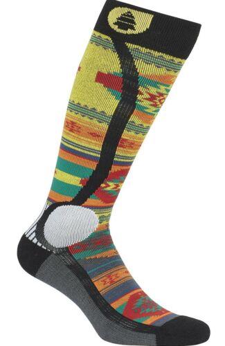 Picture Organic Wooling Socks Ski-//Snowboardsocken yellow Herren//Unisex NEU