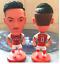 Toy Mini Figure Doll Player Soccer Football Mesut Ozil Alexis Sanchez Walcott
