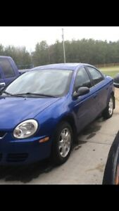 Dodge neon for sale
