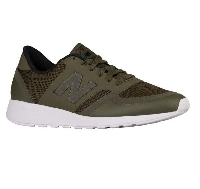 New Balance MRL420OB Reflective Running Shoes Olive Size Men's Size 12