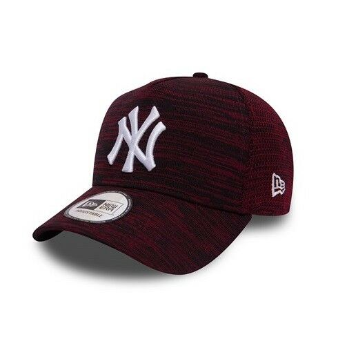 size 40 5d5ad f2057 Era 9forty a Frame Engineered Fit Mrncarblk Mens Headwear Cap - York  Yankees One Size for sale online   eBay